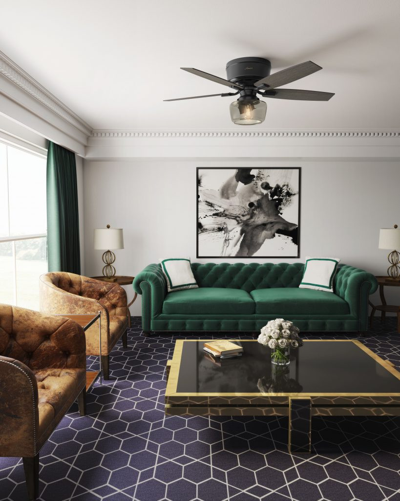 Best ideas about Living Room Ceiling Fan . Save or Pin A Designer Touch Now.