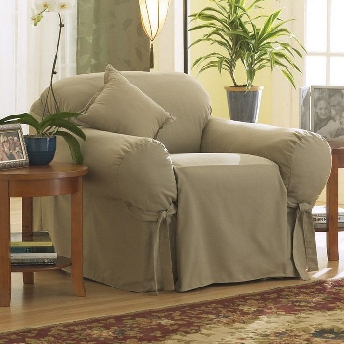Best ideas about Living Room Chair Covers . Save or Pin Perfect Decoration Living Room Chair Covers Fantastical Now.