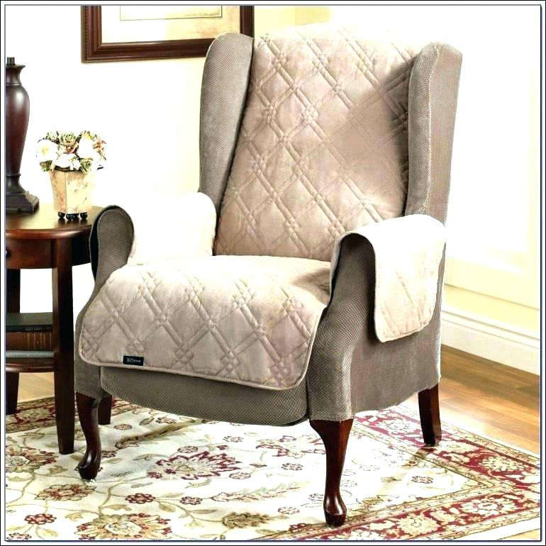 Best ideas about Living Room Chair Covers . Save or Pin Living Room Chair Slipcovers [audidatlevante] Now.