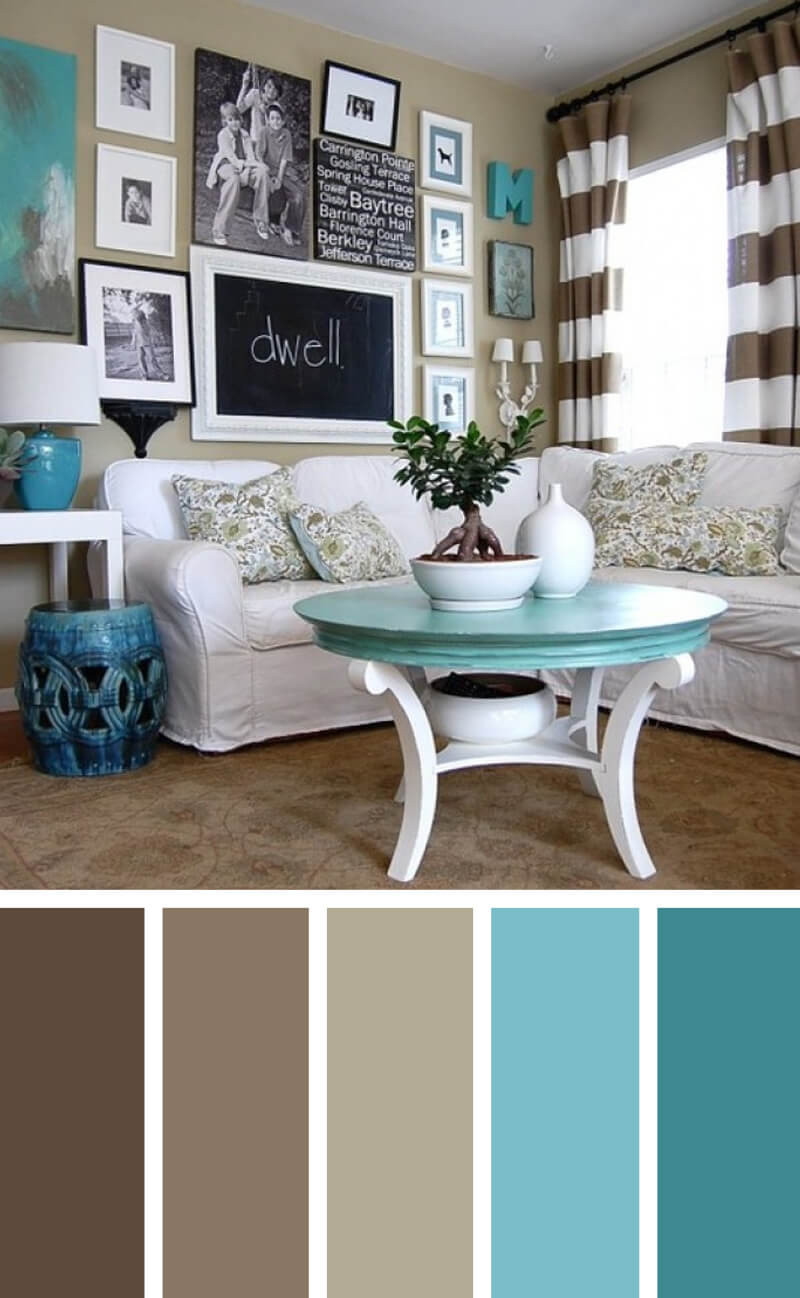 Best ideas about Living Room Color Ideas . Save or Pin 11 Best Living Room Color Scheme Ideas and Designs for 2017 Now.