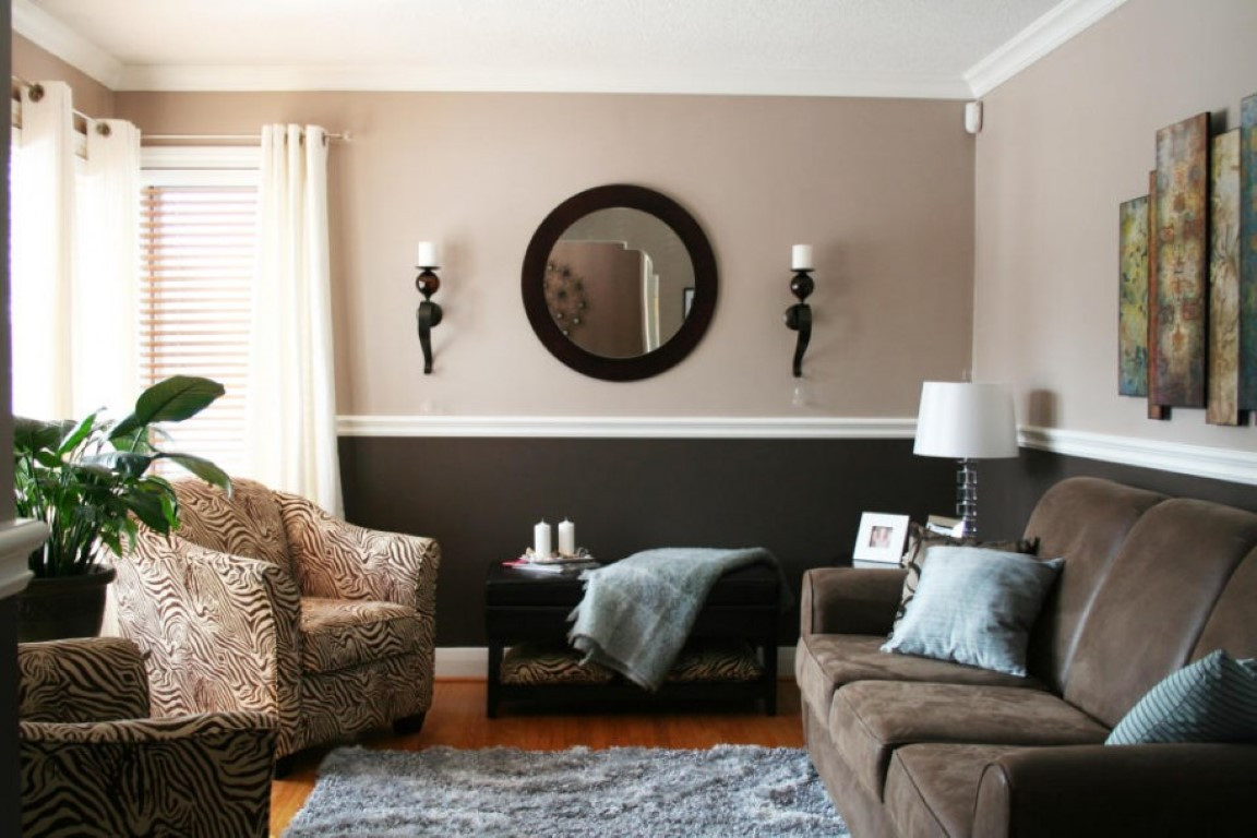 Best ideas about Living Room Color Ideas . Save or Pin Beautiful Living Room Color Palette Ideas Now.