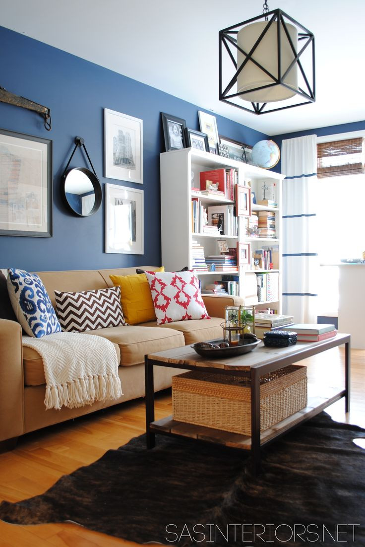 Best ideas about Living Room Color Ideas . Save or Pin Interesting Living Room Paint Color Ideas Now.