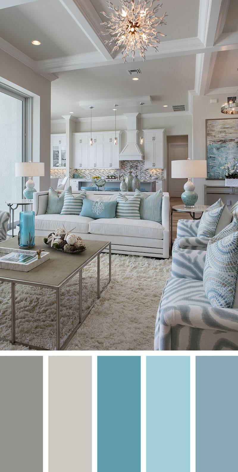 Best ideas about Living Room Color Ideas . Save or Pin 21 Cozy Living Room Paint Colors Ideas for 2019 Now.