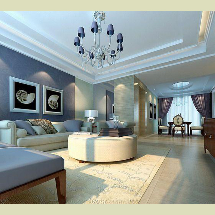 Best ideas about Living Room Color Ideas . Save or Pin 20 Trends Color for Living Rooms 2017 Interior Now.