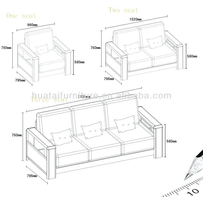 Best ideas about Living Room Dimensions . Save or Pin Standard Living Room Furniture Dimensions Standard Sofa Now.