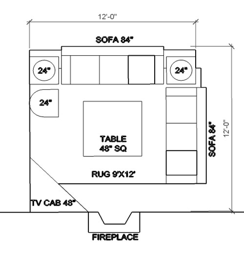 Best ideas about Living Room Dimensions . Save or Pin Living Room Size Fresh Pertaining To Kitchen Floor Now.