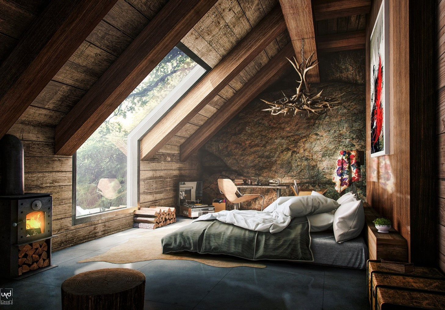 Best ideas about Loft Bedroom Ideas . Save or Pin 26 Luxury Loft Bedroom Ideas To Enhance Your Home Now.