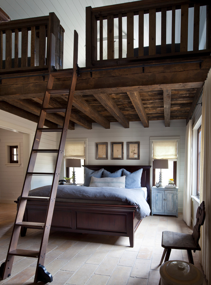Best ideas about Loft Bedroom Ideas . Save or Pin Lovely Farmhouse Bedroom Design Now.