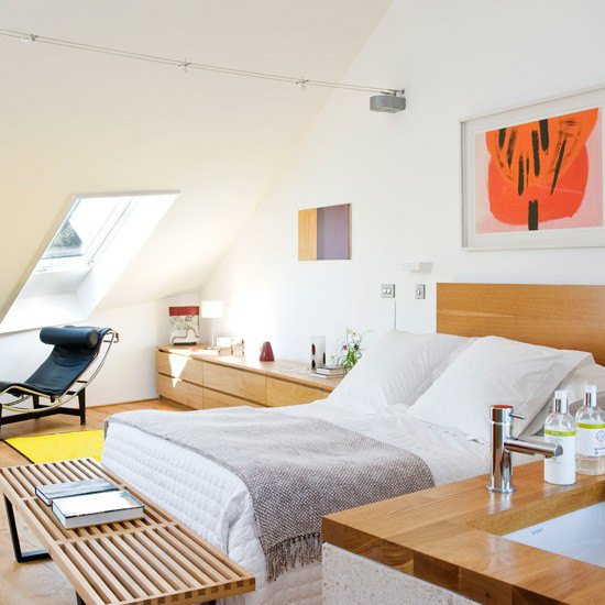 Best ideas about Loft Bedroom Ideas . Save or Pin 32 Interior Design Ideas for Loft Bedrooms Interior Now.