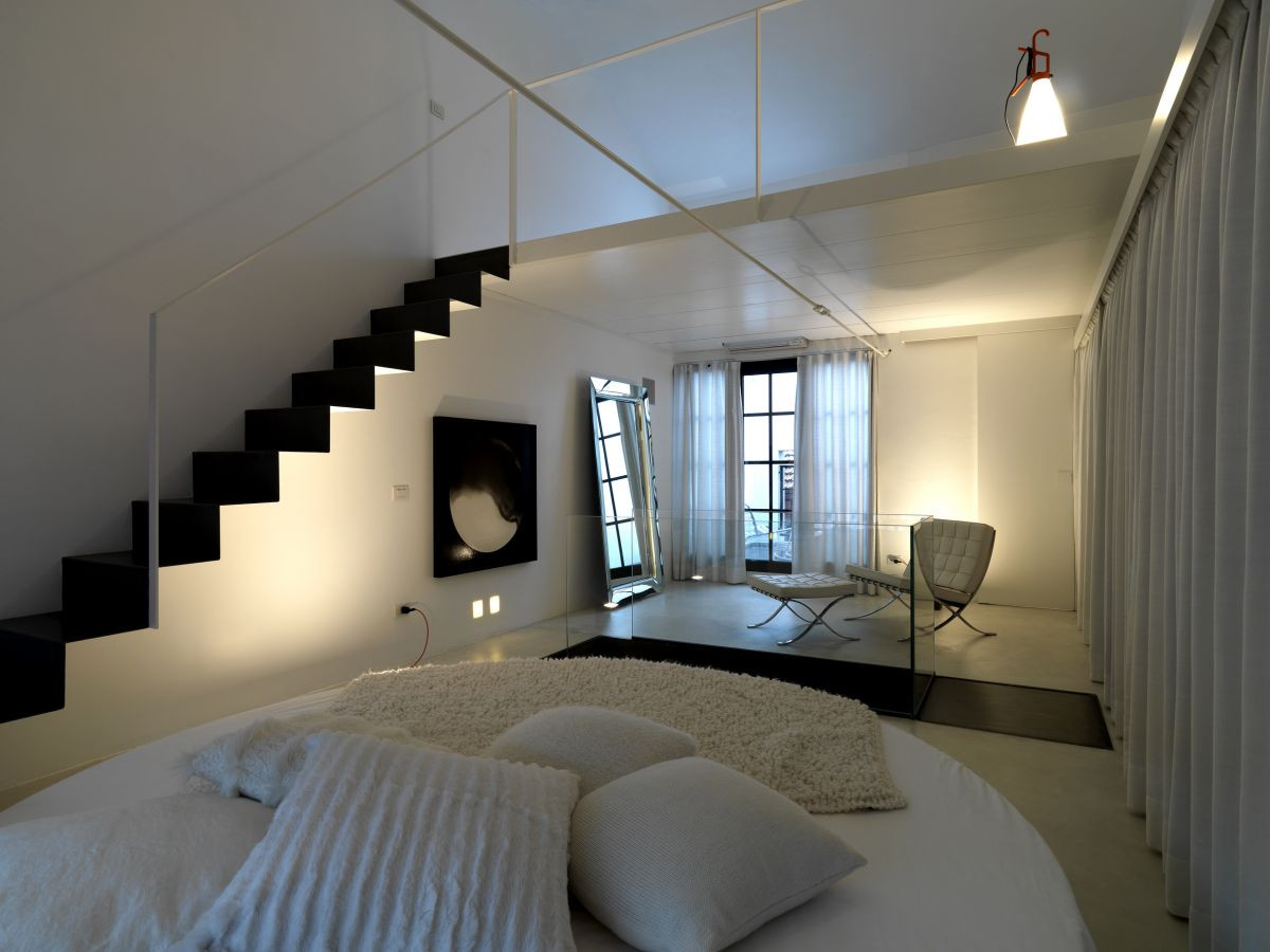 Best ideas about Loft Bedroom Ideas . Save or Pin 25 Cool Space Saving Loft Bedroom Designs Now.
