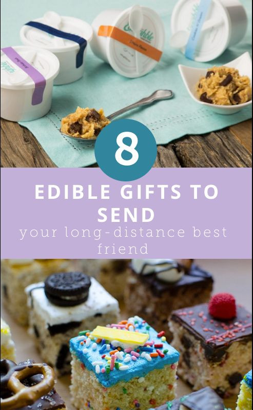 Long Distance Birthday Gift Ideas  8 Edible Gifts to Send Your Long Distance Best Friend