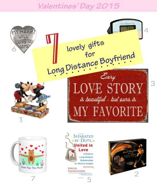Best ideas about Long Distance Relationship Gift Ideas For Boyfriend . Save or Pin 7 Unique Valentines Gifts for Long Distance Boyfriend Now.