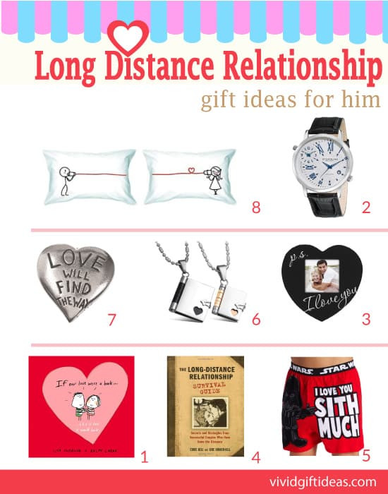 Best ideas about Long Distance Relationship Gift Ideas For Boyfriend . Save or Pin Long Distance Relationship Gift Ideas for Him Vivid s Now.