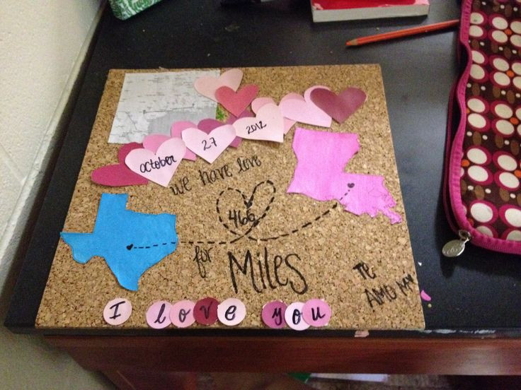 Best ideas about Long Distance Relationship Gift Ideas For Boyfriend . Save or Pin Gift Ideas for Boyfriend Diy Gift Ideas For Long Distance Now.