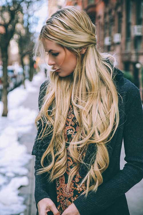 Best ideas about Long Female Hairstyles . Save or Pin 35 Best Female Hair Styles Now.