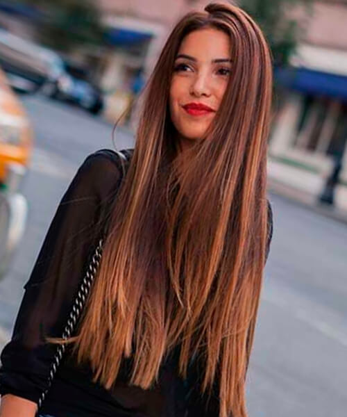 Best ideas about Long Female Hairstyles . Save or Pin Hairstyles for long hair Now.