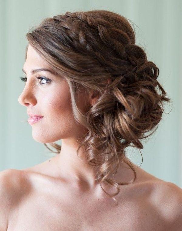 Long Hairstyles Braids  101 Romantic Braided Hairstyles for Long Hair and Medium Hair