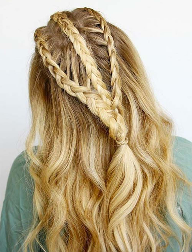 Long Hairstyles Braids  100 Side Braid Hairstyles for Long Hair for Stylish La s