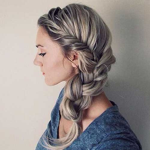 Long Hairstyles Braids  Stunning Braided Hairstyles For Long Hair