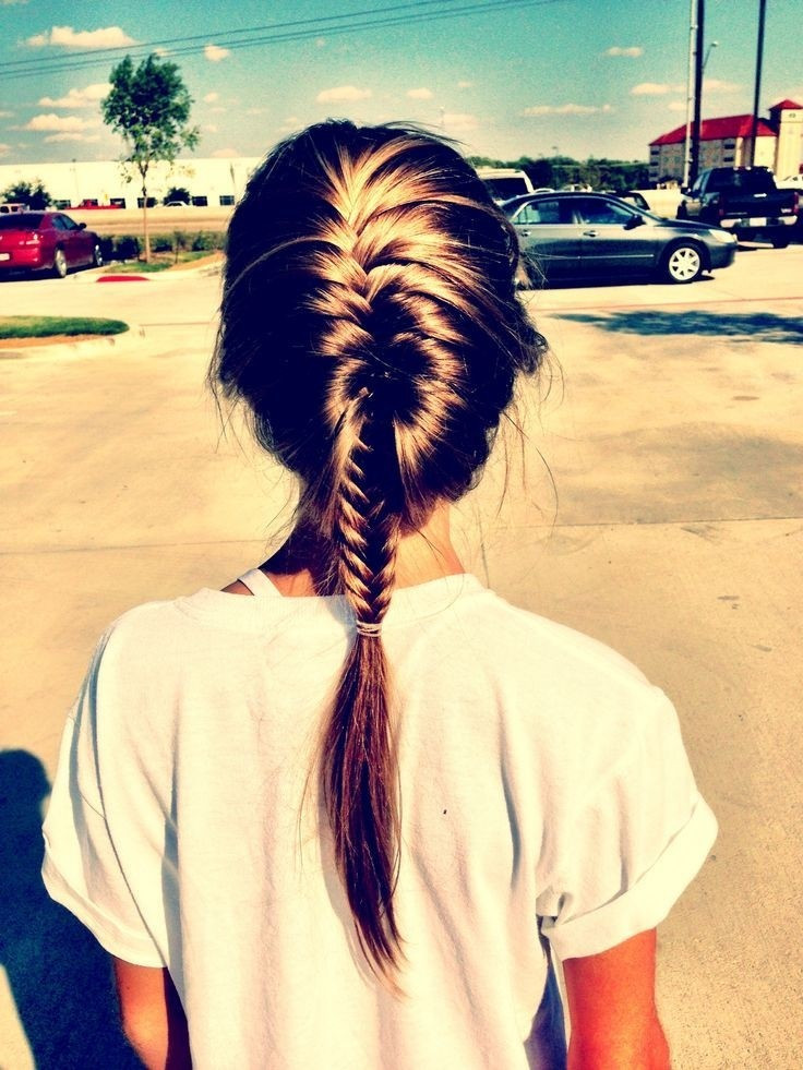Long Hairstyles Braids  10 French Braid Hairstyles for Long Hair PoPular Haircuts