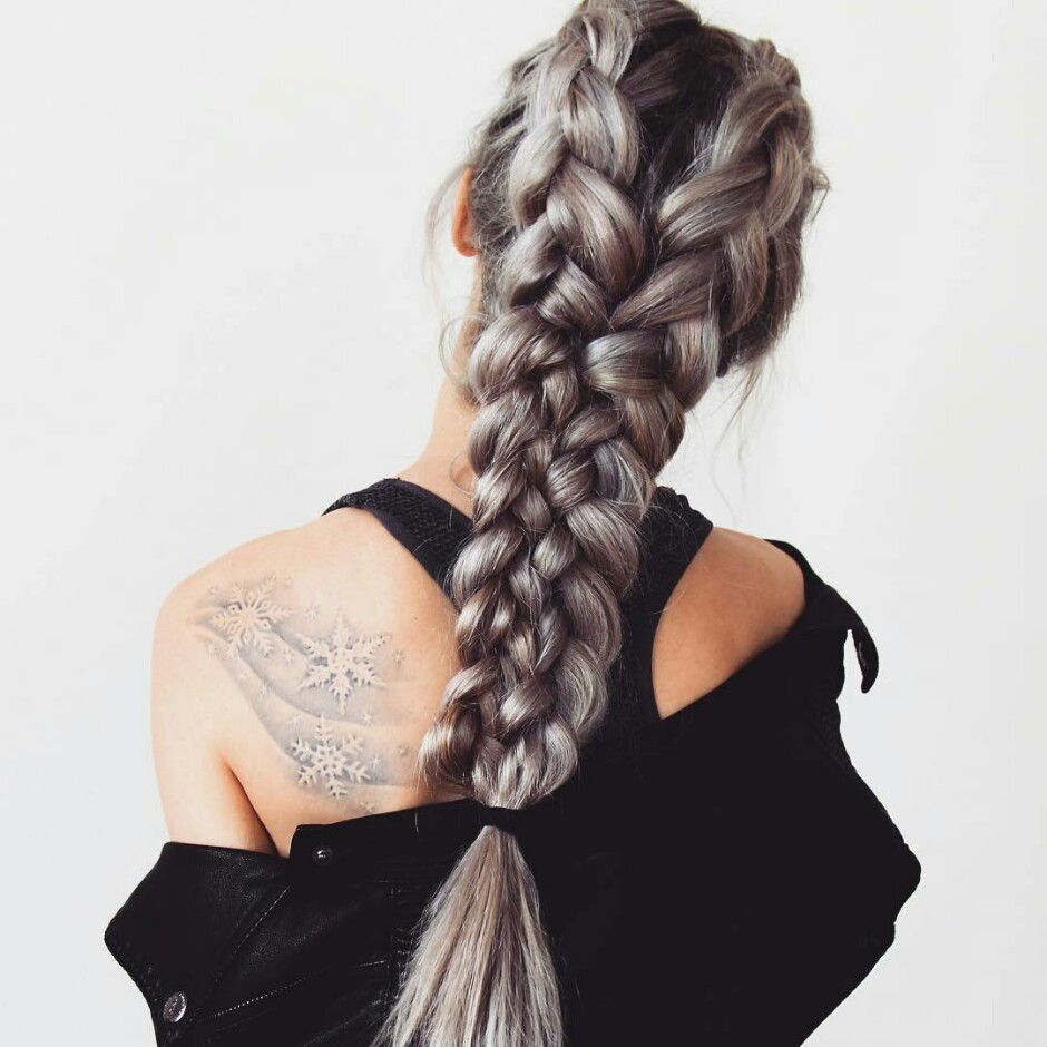 Long Hairstyles Braids  Hairstyles 2017 Fashion long hairstyles for women – COOL