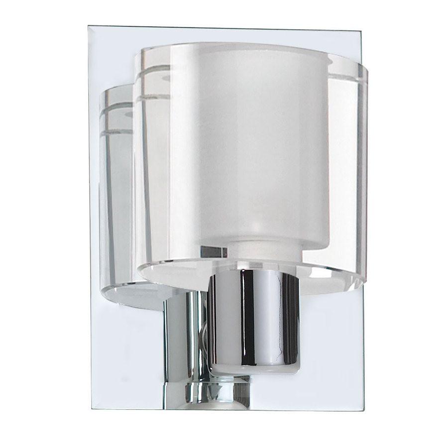 Best ideas about Lowes Bathroom Lighting . Save or Pin Dainolite Lighting Polished Chrome Bathroom Vanity Light Now.