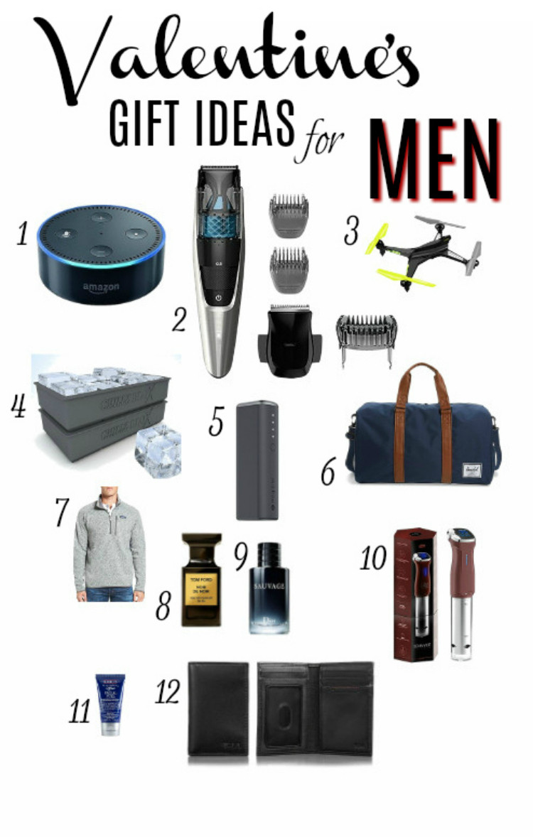 Best ideas about Male Gift Ideas For Valentines Day . Save or Pin Valentine s Day Gift Ideas For Men Decor Gold Designs Now.