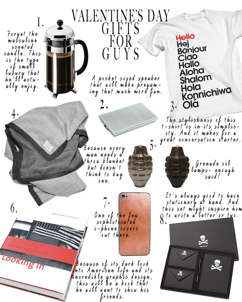 Best ideas about Male Gift Ideas For Valentines Day . Save or Pin Valentines day ts for men Now.