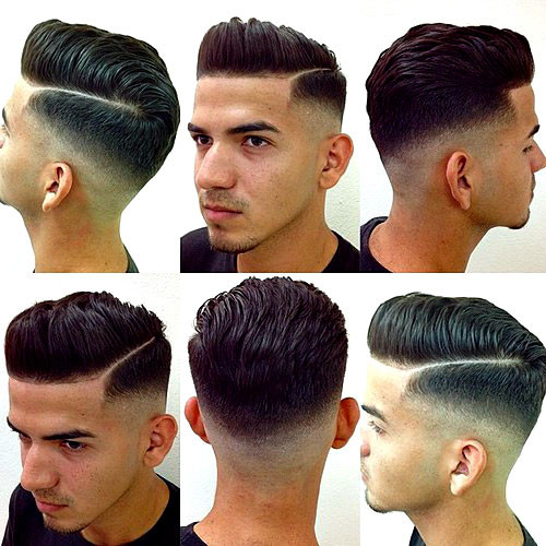 Male Hairstyle Names  Haircut Names For Men Types of Haircuts 2019 Guide