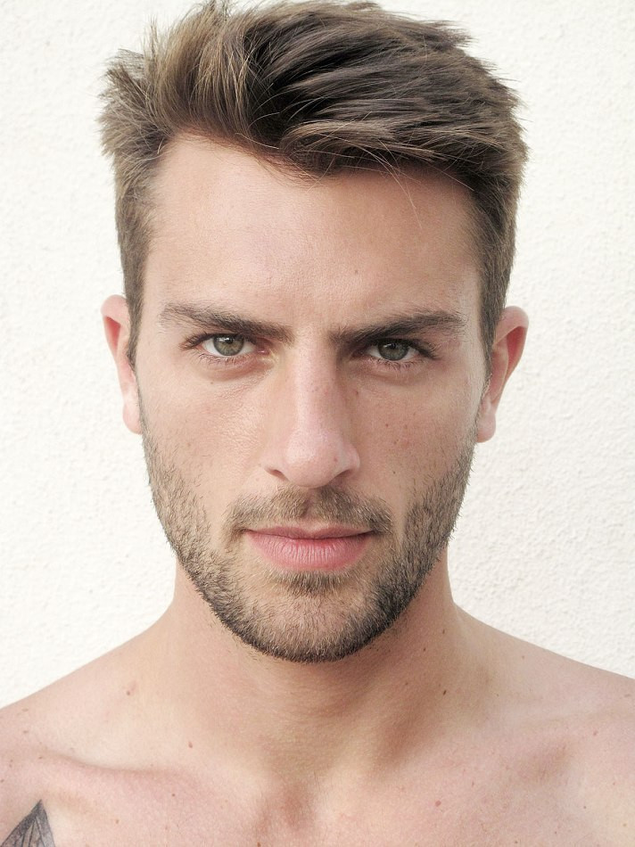 Male Models Hairstyle  y mens hairstyles Hairstyle for women & man