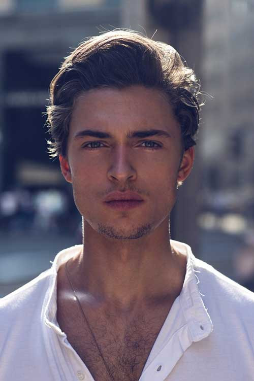 Male Models Hairstyle  40 Male Haircuts
