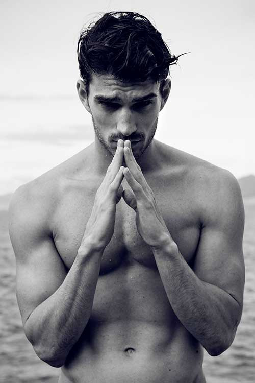 Male Models Hairstyle  20 Male Hairstyles 2015 2016