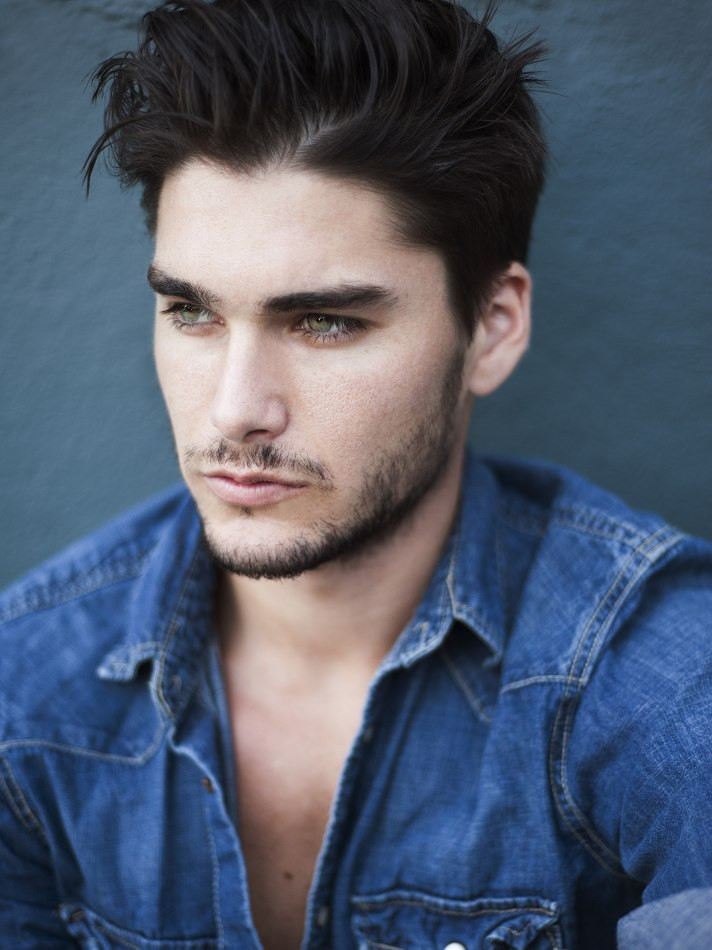 Male Models Hairstyle  Hairstyle Inspiration The Best Men's Hairstyles for Fall