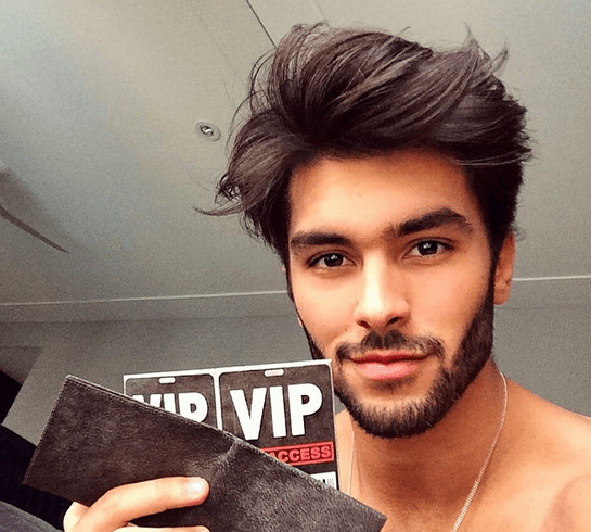Male Models Hairstyle  3 Male Models With Amazing Hairstyles Hairstyles