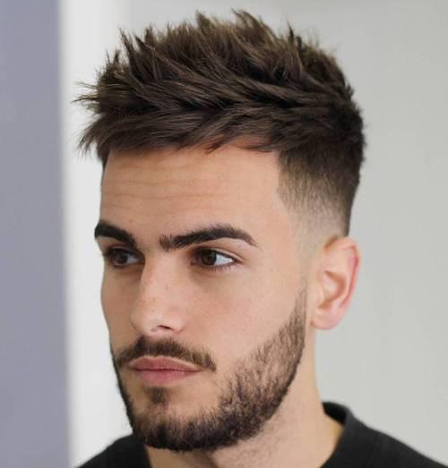 Male Spiky Hairstyle  30 Spiky Hairstyles for Men in Modern Interpretation
