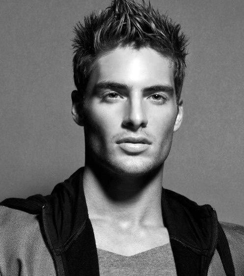 Male Spiky Hairstyle  40 Spiky Hairstyles For Men Bold And Classic Haircut Ideas