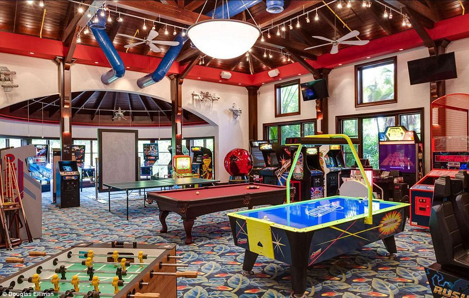 Best ideas about Mansion Game Room . Save or Pin A house to live long and prosper in Entrepreneur is Now.