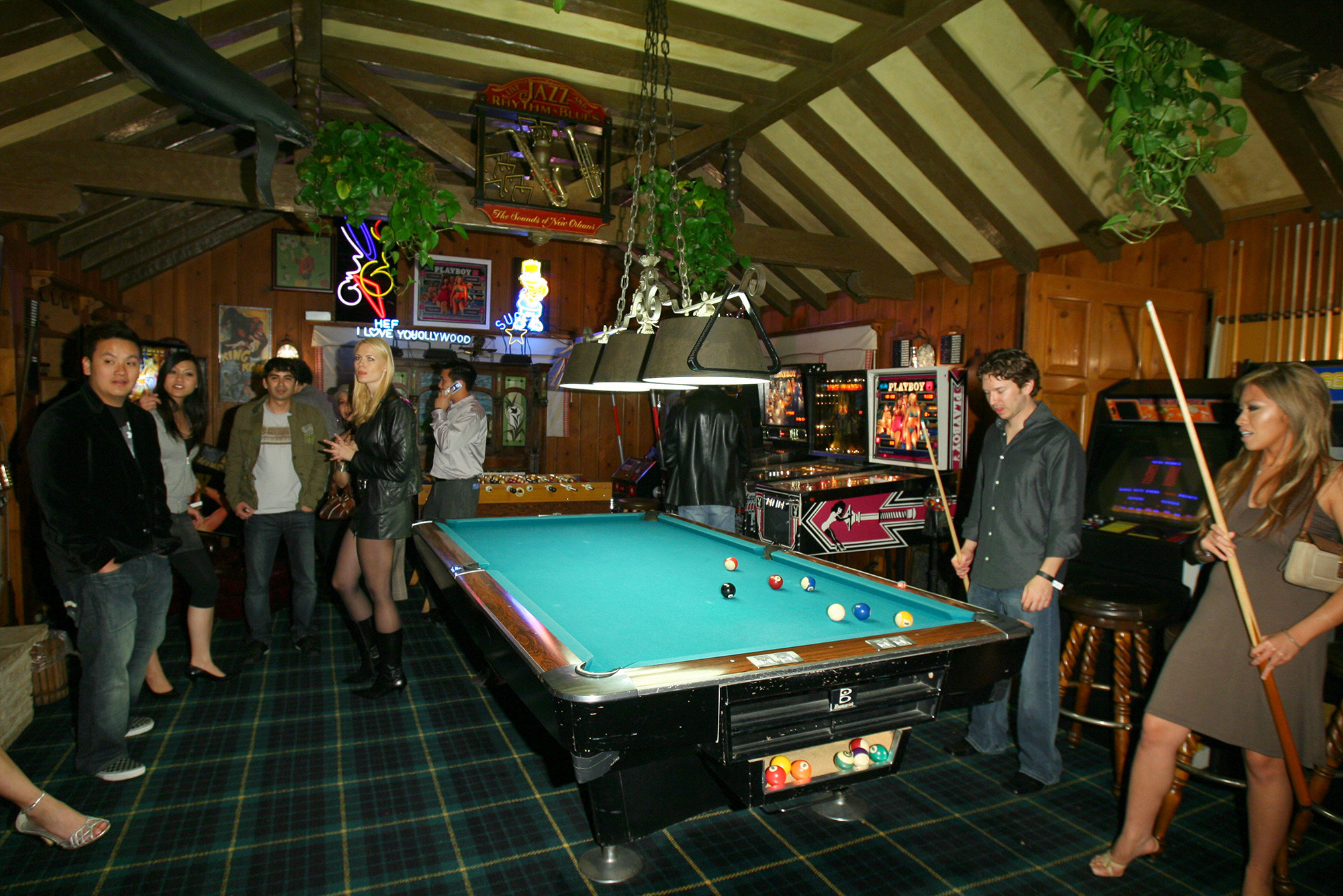 Best ideas about Mansion Game Room . Save or Pin Playboy Mansion Is in Desperate Need of Renovation Now.