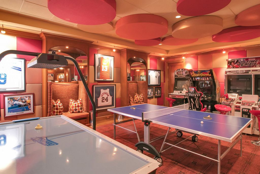 Best ideas about Mansion Game Room . Save or Pin 23 Awesome Features You ly Find in Luxury Homes Mansion Now.