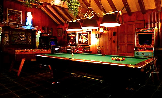 Best ideas about Mansion Game Room . Save or Pin Cool or Fool Playboy Mansion Home Bunch Interior Design Now.