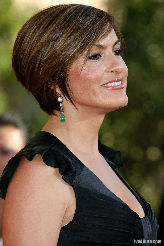 Best ideas about Mariska Hargitay Short Hairstyles . Save or Pin Mariska Hargitay cute haircut Cute haircuts Now.