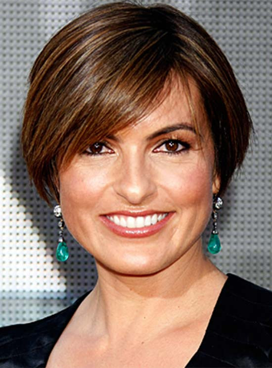 Best ideas about Mariska Hargitay Short Hairstyles . Save or Pin 14 Mariska Hargitay Hairstyles to Inspire You Now.