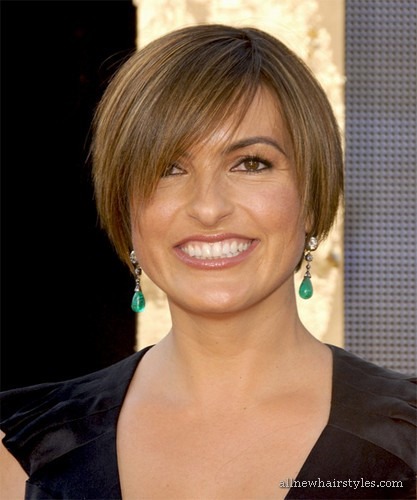 Best ideas about Mariska Hargitay Short Hairstyles . Save or Pin Mariska Hargitay with short hair AllNewHairStyles Now.
