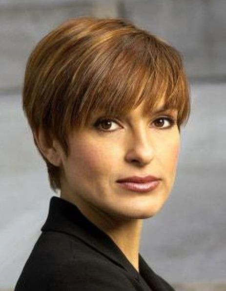 Best ideas about Mariska Hargitay Short Hairstyles . Save or Pin mariska hargitay Short Hairstyles Pinterest Now.