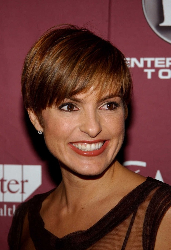 Best ideas about Mariska Hargitay Short Hairstyles . Save or Pin 24 Short Bob Haircut Designs Ideas Hairstyles Now.