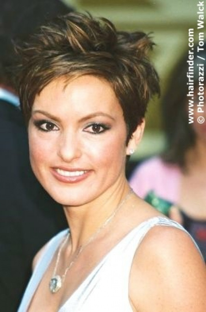 Best ideas about Mariska Hargitay Short Hairstyles . Save or Pin Mariska Hargitay Hairstyles 2014 Now.
