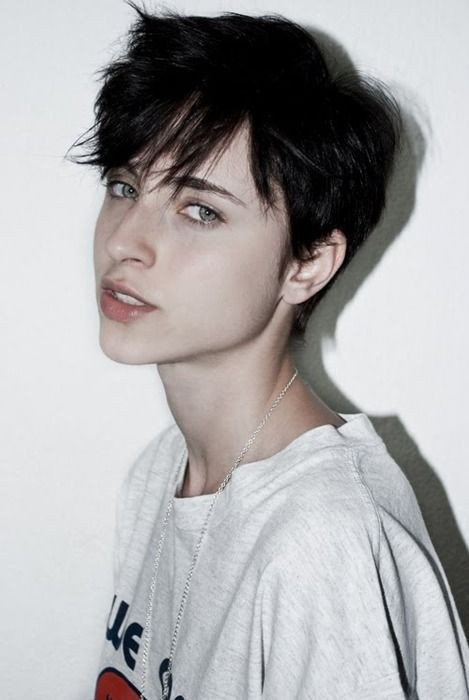 Masculine Haircuts For Females  35 Androgynous Gay and Lesbian Haircuts with Modern Edge