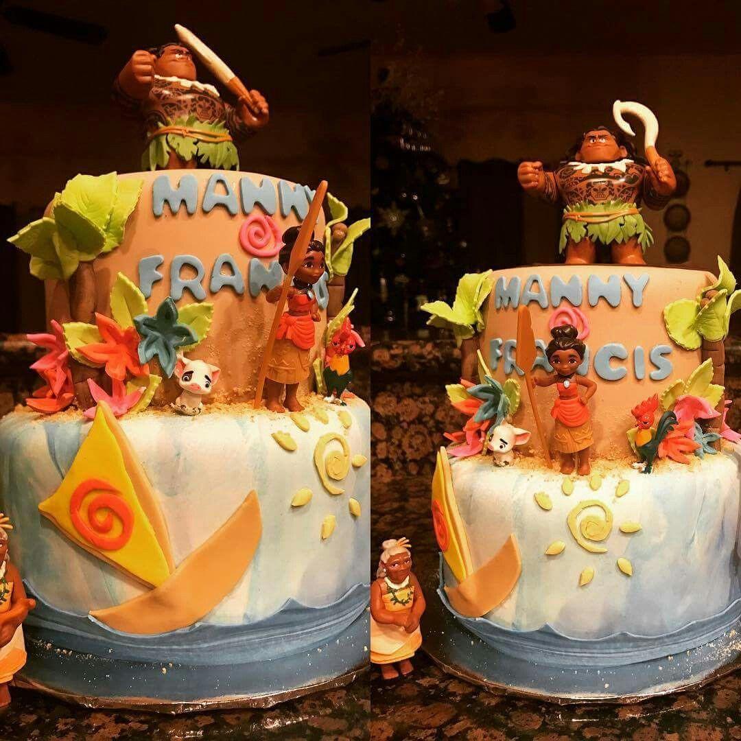 Maui Birthday Party  Pin by Sonia Perez on Moana party ideas