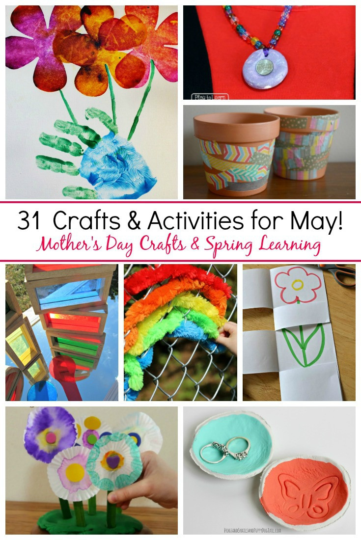 May Crafts For Preschoolers  31 May Crafts & Activities for Kids Where Imagination Grows