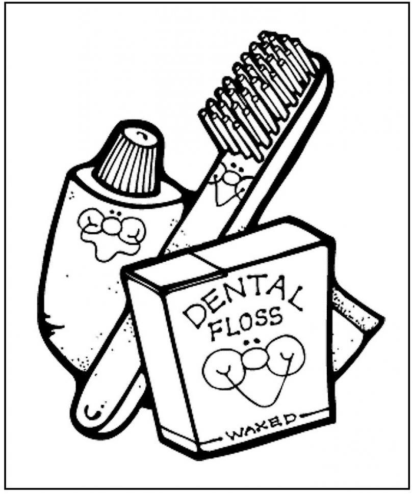 Medical Coloring Sheets For Kids  Health Coloring Pages For Kids AZ Coloring Pages